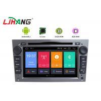 China Capacitive Screen Opel Car Radio Player With BT Car Dvd Gps IPOB USB SWC on sale