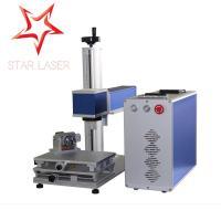 Mopa Color Industrial Laser Marking Machine Compact Instrument Panel Printer