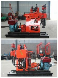 China Electric Core Sample Drilling Rig Small Bore Well Drilling Machine 380V on sale