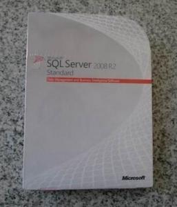 China microsoft sql server 2008 r2 standard , Windows Server 2008 R2 Standard on sale