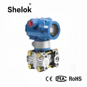 China Smart air differential capacitive 4~20mA pressure transmitter price with hart protocol on sale