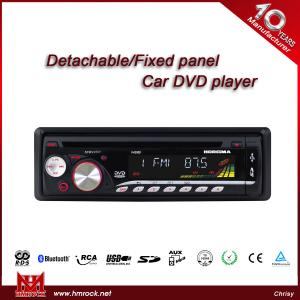 China Car DVD player with USB/SD card slot & AUX input,single din,DVD/CD/CD-R/CD-RW/MP3 player(Model:V-6398D) wholesale