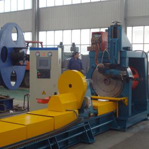 China Stainless Steel Wire Wrapped Screen Welded Wire Mesh Machine Wedge Tech on sale