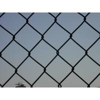 China Black Chain Link Fences on sale