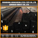 Q195 2 inch black iron pipe for furniture tube