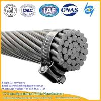 Manufacturer Bare Conductor Overhead/AAC/AAAC/ACSR Conductor Cable (BS/DIN/IEC/ASTM)