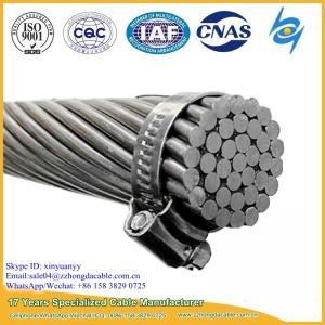 China Manufacturer Bare Conductor Overhead/AAC/AAAC/ACSR Conductor Cable (BS/DIN/IEC/ASTM) on sale