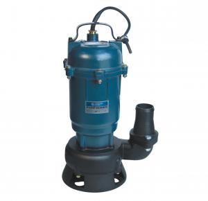 China WQ series submerged sewage pumps on sale