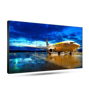 China 3X3 4X4 3.5mm Narrow Bezel Video Wall 42 Inch Splicing Background Multi Panel Lcd Display on sale