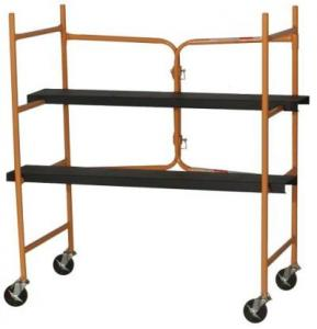 China Lyte Multi-Purpose Platform and Scaffold Ladder 5-way Combination Ladder on sale
