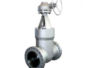 China Carbon Steel / Stainless Steel Industrial Gate Valve High Pressure Seal Gate Valve on sale