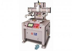 China Microwave Oven Panel Screen Printing Machine on sale