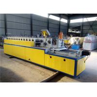 Wall Angle Light Steel Keel Manufacturing MachineServo Motor Control With Two Line