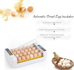 China PVC Material Commercial Incubators For Hatching Eggs Micro Computer Control on sale