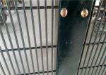 High Security Anti Cut Wire Mesh Fence High Strength Welded For Each Intersection