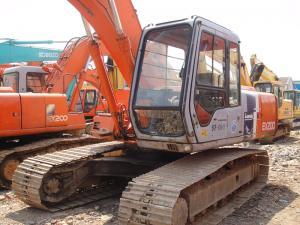 China Japan Hitachi EX200 used excavator EX200-2 18000USD, also available ex200-1, ex200-3, ex20 on sale