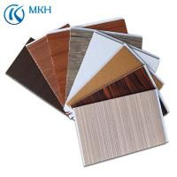 China Manufacturer High Quality Cheap Price Fireproof Wood Laminated PVC Ceiling Panels on sale