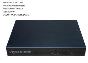 China AMD APU T56N CPU industrial PC thin client support Full HD 1080P advertising player on sale