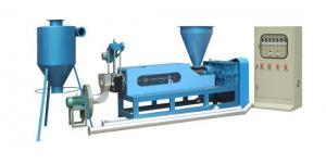 China Air Cooling Plastic Pelletizing Machine , Plastic Pellet Making Machine High Heat Resistance on sale