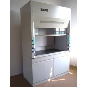 China Blue / Green / Grey Lab Fume Cupboard , Ventilated Chemical Storage Cabinet on sale