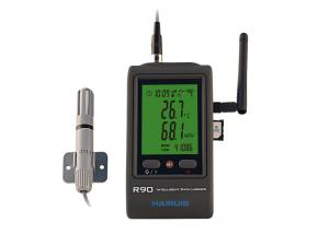 China GSM temperature humidity data logger, SMS alarm and gprs wireless on sale