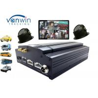 China Military Use High End 8CH HDD Vehicle Mobile Car Video Recorder 4G Wi-Fi GPS DVR on sale