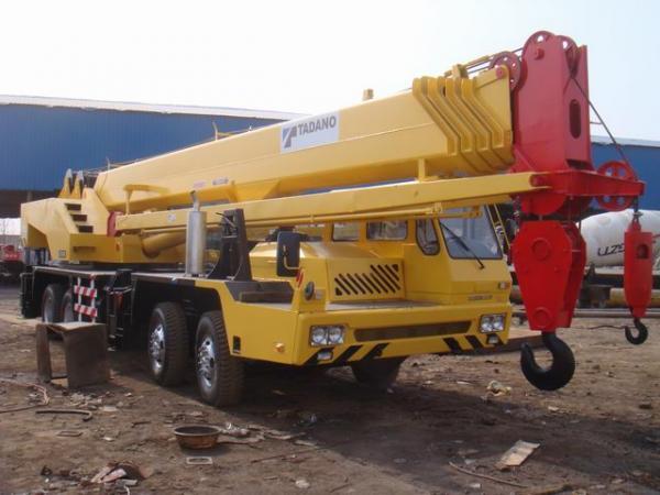 TADANO CRANE GT650E,TADANO CRANE 65 ton for sale – TADANO