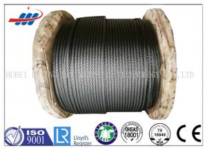 Steel Cable Wire Rope Oil Surface Non Rotating Wire Rope ...