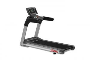 China Professional Commercial Treadmill For Gym / Motorized Treadmill Fitness Equipment on sale