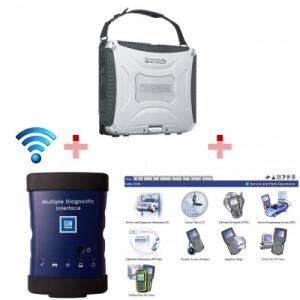 Wifi GM MDI with Laptop Panasonic CF 19 installed GM MDI