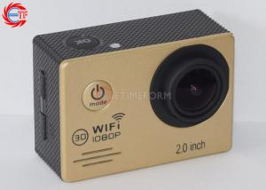 China Car DVR WIFI Action Camera 1080P Waterproof Video Camcorder Multi Language on sale