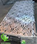Perforated Aluminium Cladding Panels , Outdoor Wall Cladding 3mm Thickness