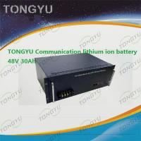 China Grid Power Area Back - Up Power System LiFePO4 Battery 48V 30Ah LFP Batteries on sale