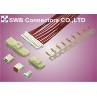 Electronics Single Row Printed Circuit Board Connectors 1mm for Computer / Laptop
