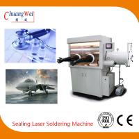 Hermetic Laser Sealing Precision Welding Hot Bar Soldering Machine CNC Control System