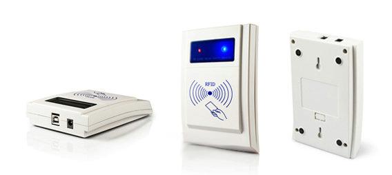 TCP/IP interface Remote Contactless RFID Card Reader Lan