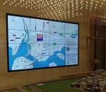 Original Samsung 55 Inch Panel Lcd Video Wall With 3.5mm Bezel