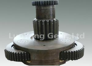 China Planetary Gear Speed Reducer , Low Speed Heavy Gear Reduction Box on sale