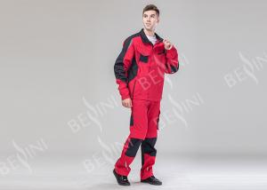 China Fashionable Heavy Duty Work Suit Jacket With Removable Sleeves?European Size on sale