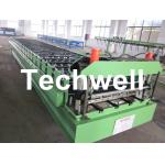 Automatical Color Steel Roof Roll Forming Machine with PANASONIC PLC Control System