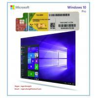 Windows Product Key Sticker Win 10 Pro OEM COA X20 Online Activate 64bit Windows 10 Professional