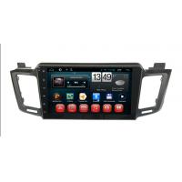 China 10.1in 2din Android 4.2.2 new Toyota RAV4 with GPS, iPOD, tv functions on sale