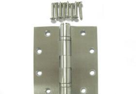 China Stainless Steel 2 Ball Bearing Hinge on sale