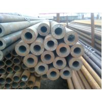O.D 57mm - 426mm , W.T 5mm-40mm Seamless Steel Pipe / Seamless Tube For Structural Parts GB / T 8162