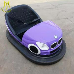 China Hansel  Modern Amusement manufacturers indoor vintage adults bumper car for sale on sale
