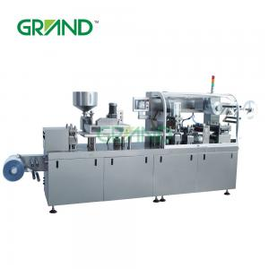 China Alu-Alu Pharmaceutical Blister Packaging Equipment For Capsules Tablets Candy DPP-260 on sale