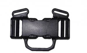 China Cold Runner And Hot Runner Plastic Injection Mold Buckle , Injection Plastic Molding on sale