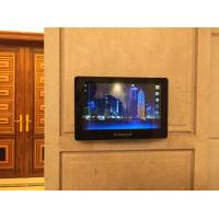 7 inch Android 6.0 OS Qcta core wall tablet with POE HDMI USB