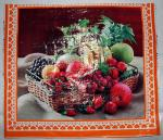 saco tecido pp para o fruto