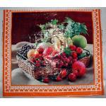 bolso tejido pp para la fruta